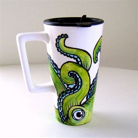 Handle Green Coffee 83 best images about octopus items on ralph