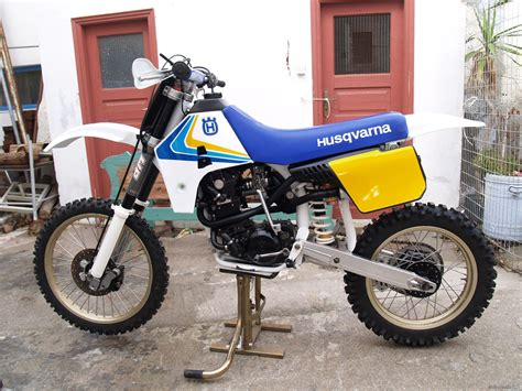 husqvarna motocross bikes for sale vintagedirtbikeparts net vintage husqvarna photos specs