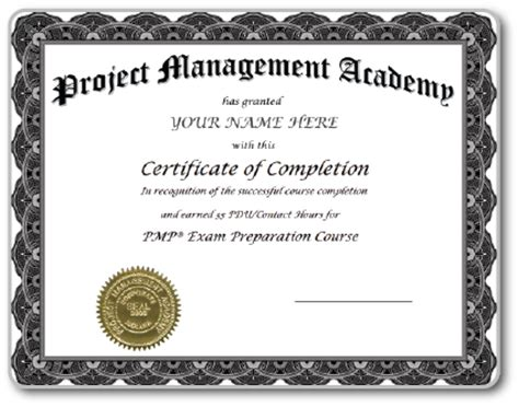 project management academy  hold drawing   pmp