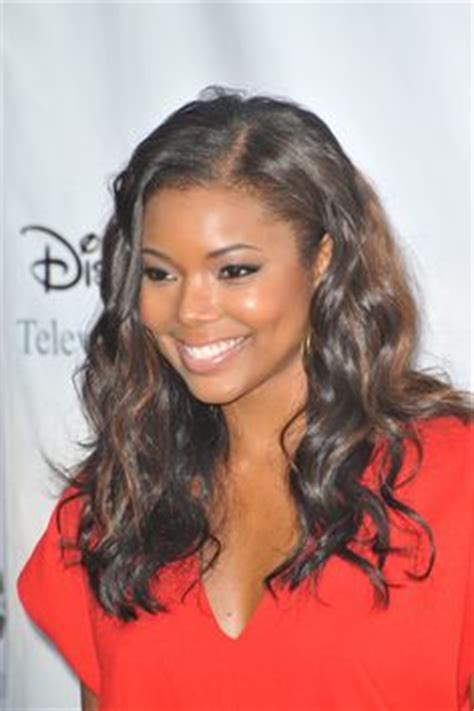 how many inches is gabrielle union weave 1000 images about hair on pinterest beyonce gabrielle