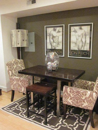 small apartment dining room ideas best 25 small dining rooms ideas on small