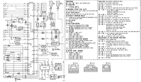 1990 toyota 22re engine wiring diagram 1990