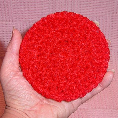 pattern for nylon net scrubbies crocheting scrubbies with netting creatys for