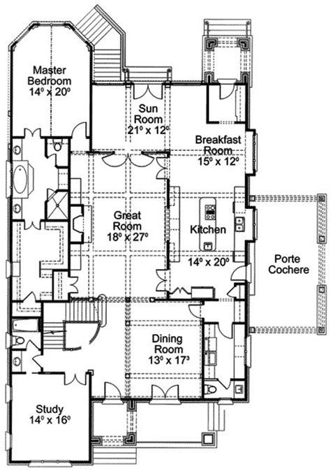 english manor house plans english manor