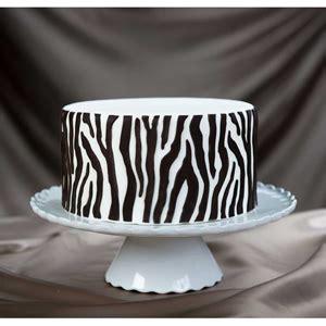 zebra pattern fondant cutter zebra onlay silicone fondant stencil by marvelous molds