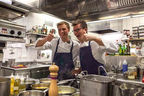 kitchen in a day my day as a commis chef in a gourmet kitchen trisanna
