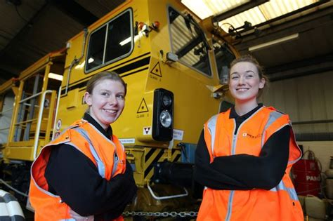 design engineer jobs tyne and wear tyne and wear metro takes on first female apprentices in