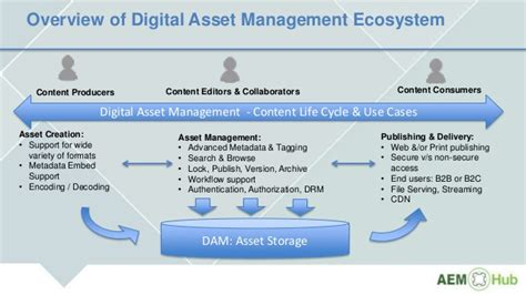 digital asset management workflow implementing large scale digital asset repositories with