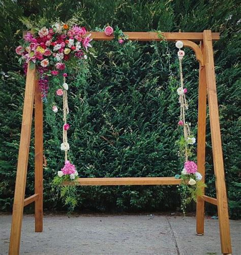 swing sets melbourne wedding swing flower swing hire melbourne