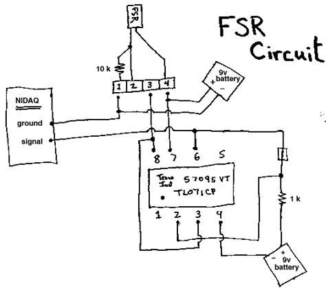 resistor detector circuit sensing resistors