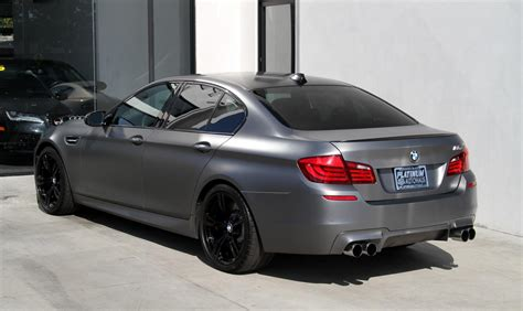 matte bmw 2013 bmw m5 matte paint stock 6008 for sale near