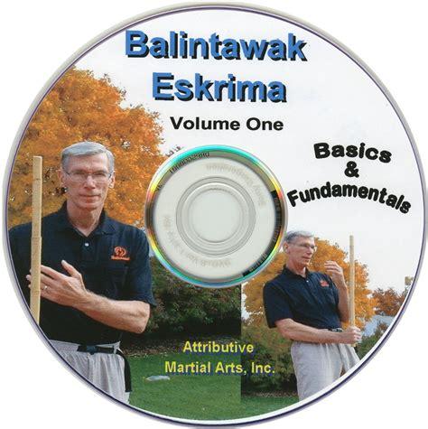 Multi System Eskrima Kali Arnis Vol 1 Dvd balintawak eskrima
