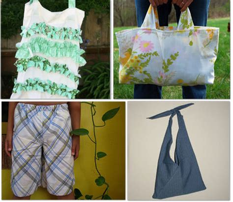 pattern for pillowcase tote bag 18 easy sewing patterns using a pillowcase tip junkie