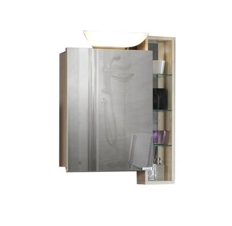 spiegel mit regal badezimmer neu spiegelschrank mit regal esche braun badm 246 bel spiegel