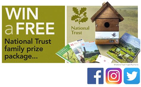 Win Win Win Mr Site Mr Site Mr Site by Want To Win A Free National Trust Family Prize Package