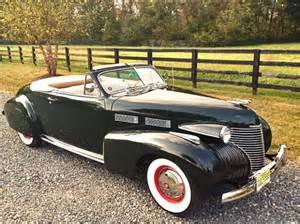 1940 Cadillac Series 62 Chrome Nirvana 1940 Cadillac Series 62 Convertible