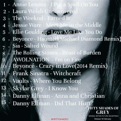 Kaset Ost From Motion Picture If Looks Could Kill fifty shades of grey original motion picture soundtrack