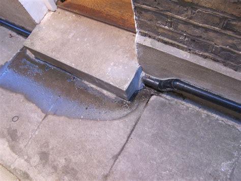 Kilburn Plumbing by Leaking External Drain Pipe Needs Repair Plumbing In