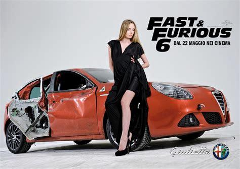film bertema balap mobil iklan alfa romeo giulietta yang bertema fast furious 6
