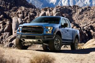 Ford F150 2017 2017 Ford F 150 Raptor Left Front