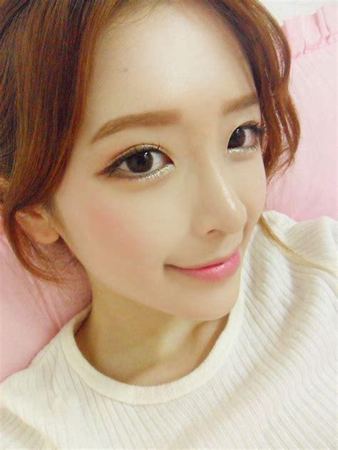 tutorial makeup korea pinterest 33 best images about korean makeup tutorials on pinterest