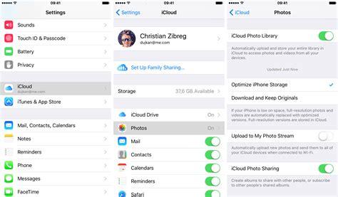 cara membuat icloud baru iphone 4 cara terbaik menyimpan foto di icloud insightmac