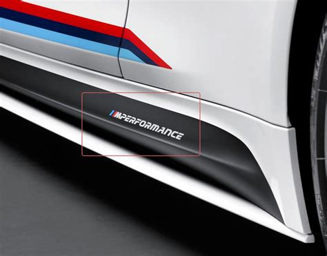 Bmw Original Sticker by Bmw M Performance New Windshield Banner Vinyl Decals Stickers