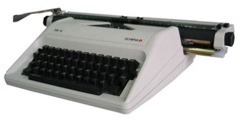 Promo Olympia 3 Mesin Ketik Tik Manual 13 Inch Termurah my typewriter pengertian mesin ketik manual
