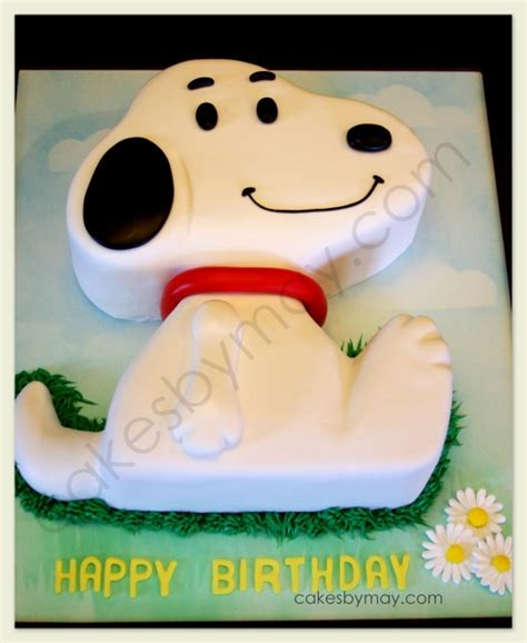 Snoopy Cake Decorations snoopy world