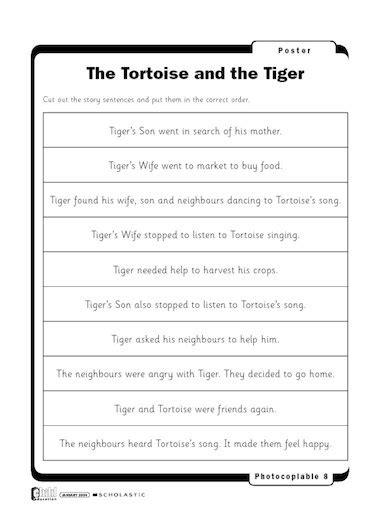 the tiger and the acrobat books the tortoise and the tiger comprehension primary ks1