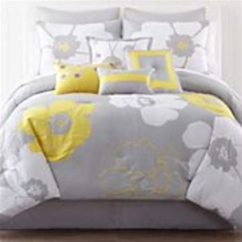 jcpenney comforter sets queen jcpenney home blooms 10 piece queen comforter set yellow