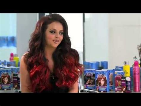 how to mix schwarzkopf hair color jesy nelson from little mix schwarzkopf live color xxl