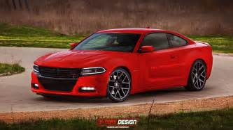 2015 dodge charger r t coupe rendering is your worst