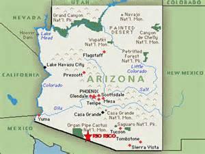 map of arizona mountains mountain ranges of arizona