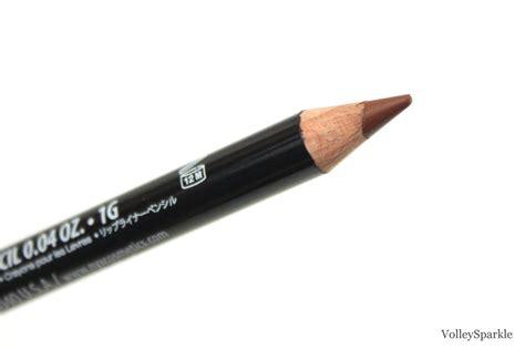 Nyx Slim Lip Pencil nyx brown slim lip pencil review swatches volleysparkle