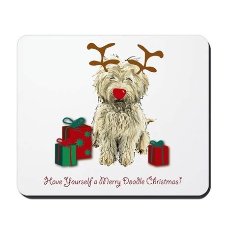doodle merry merry doodle mousepad by serendipity1