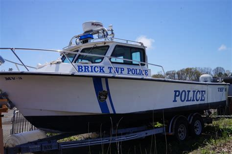 pt boat converted to yacht the township of brick nj lists retired municipal work