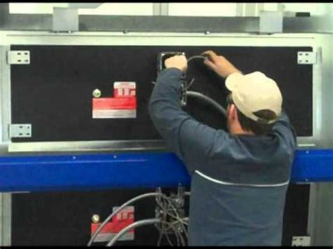 powder coating with infrared l infrared powder coating oven design and construction youtube
