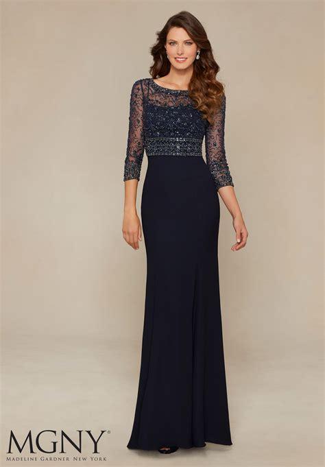 dress style beaded net evening dress style 71321 morilee