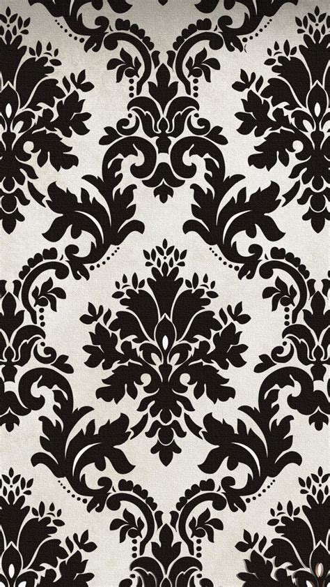 black and white textured wallpaper blak and white pattern texture wallpaper iphone 5 640 1136
