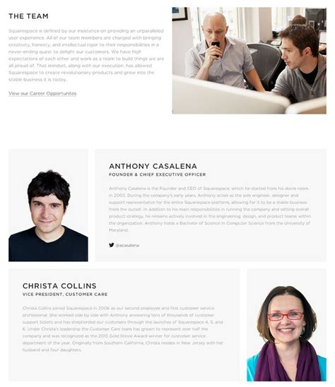 11 Best Ideas For Bios Images On Pinterest Design Patterns Design Templates And Website Biography Website Templates