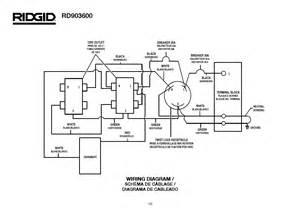 ridgid rd903600 generator
