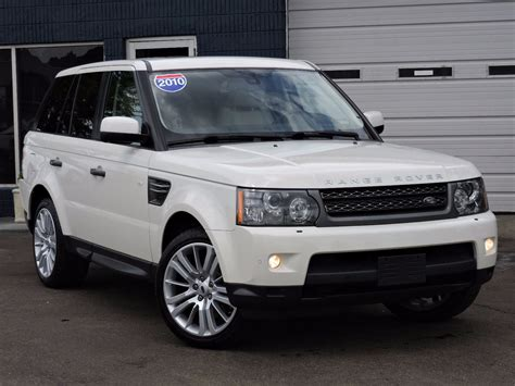 land rover range rover 2010 used 2010 land rover range rover sport hse at auto