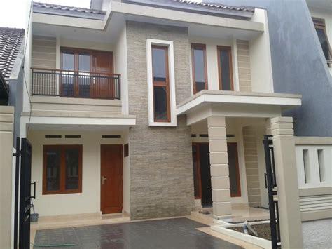 rumah dijual rumah minimalis strategis 2 lt dlm cluster
