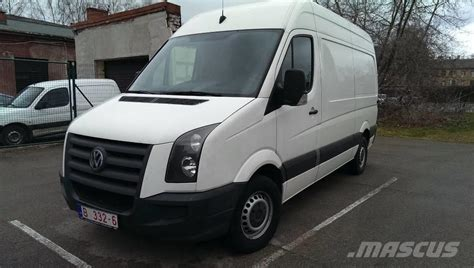 Volkswagen Crafter Usa by Used Volkswagen Crafter Temperature Controlled Year 2007