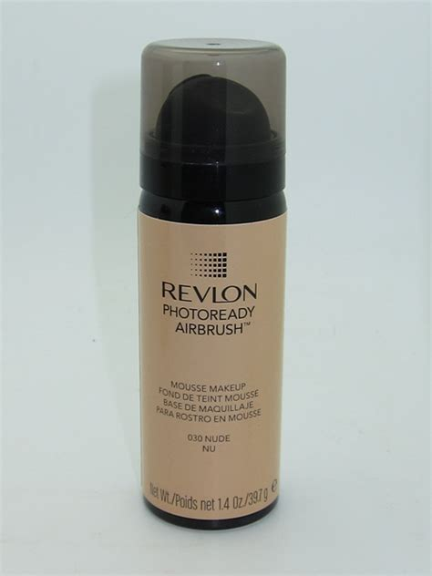 Revlon Photoready Airbrush let there be dopeness impressions revlon