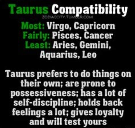 taurus taurus personality traits pinterest