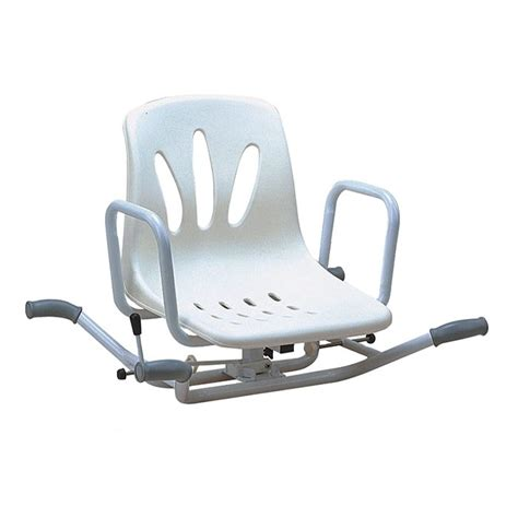 swivel shower chair economy swivel shower seat low prices