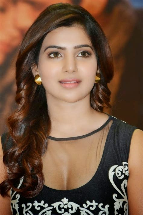 Actress Samantha Spicy Stills In A Pressmeet Photos | ~Picx~ Actress