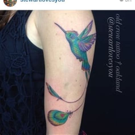 tattoo removal oakland old crow tattoo gallery the amazing hummingbird